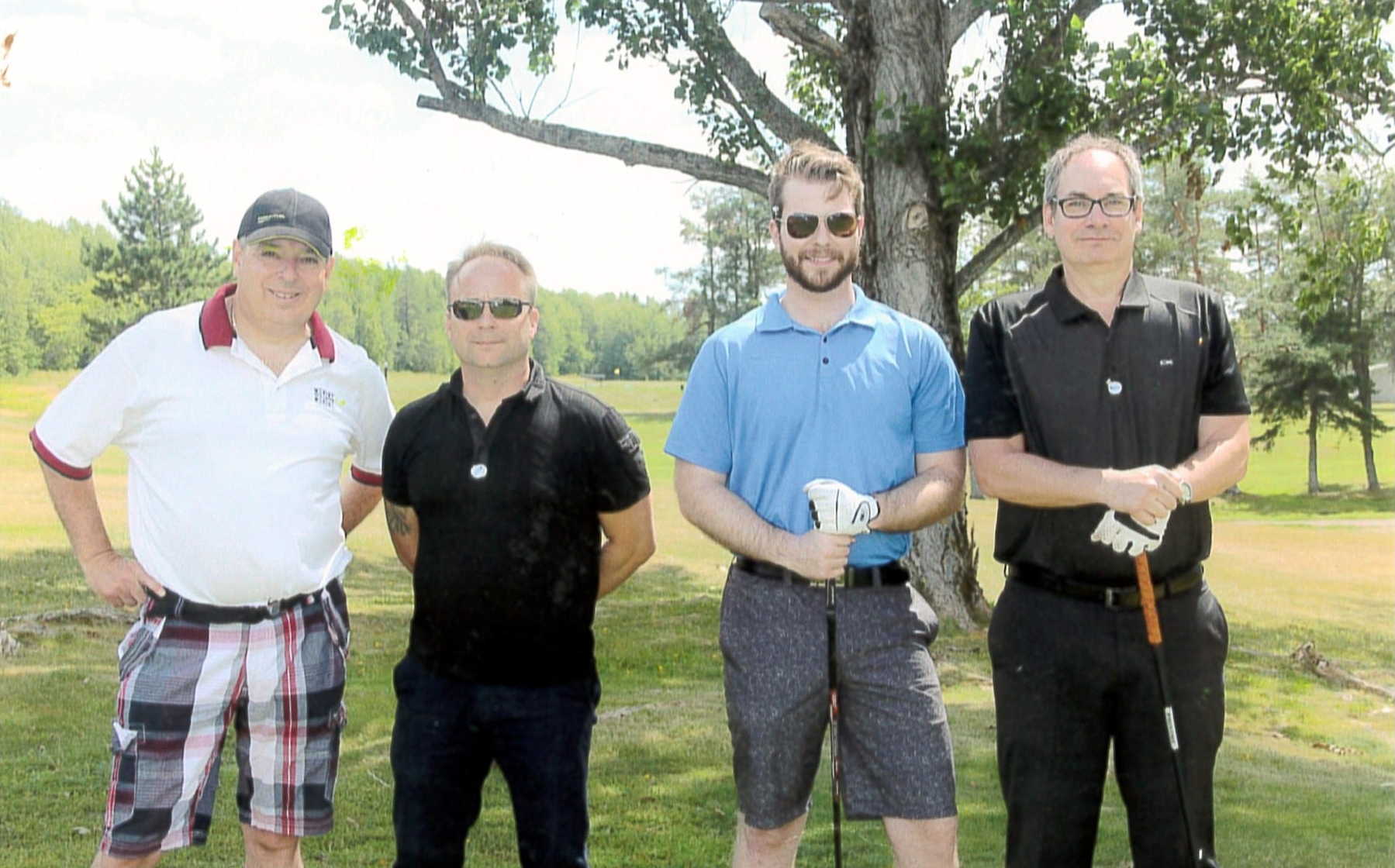 BARRISTERS & SOLICITORS golf tournament